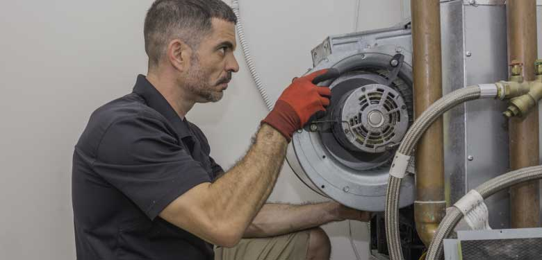 Call Majeski Plumbing & Heating when your furnace needs service!