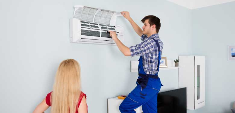 Keep the spaces in your home or office cool or hot when you want!