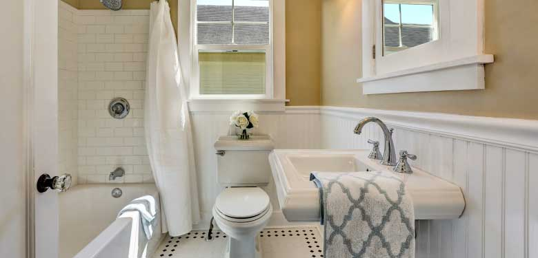 Get the bathroom of your dreams with Majeski taking care of your remodeling project! Call us today to get your estimate!